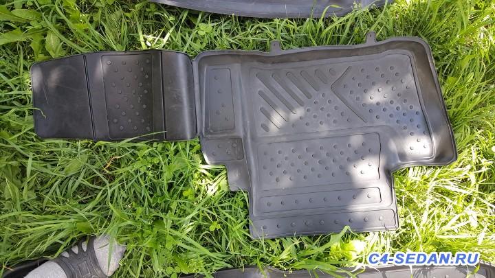 [Москва] Продаю ковры резинвые в салон в багажник оригинал - 2500руб - Коврик4.jpg