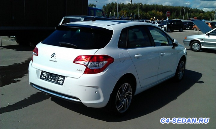 [БЖ C4B7] CarambaMSK, 120hp, 4AT, Exclusive , Белый, 2011, hatchback, Москва - first look.jpg