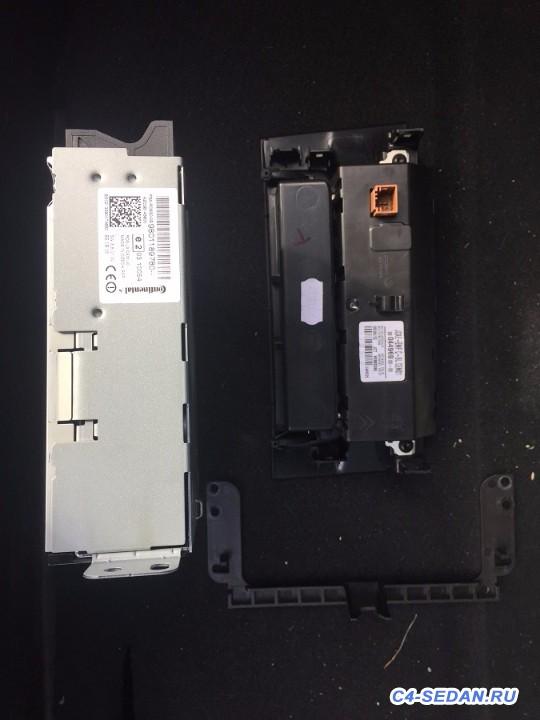 [Кемерово][РФ] Продам штатную магнитолу с Bluetooth и экраном С  - image2.JPG