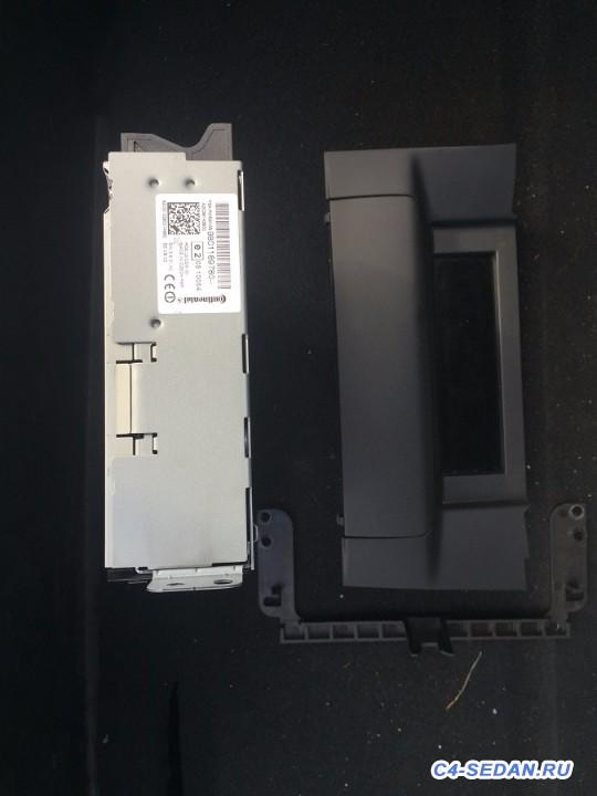 [Кемерово][РФ] Продам штатную магнитолу с Bluetooth и экраном С  - image3.JPG