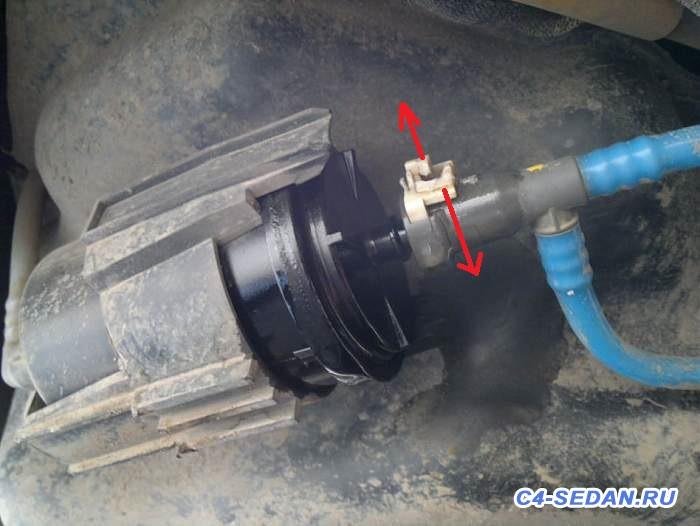 Топливный фильтр 40000км  - 7edd80ef-5a4e-49ae-bf7b-bc24194a8a27.jpg