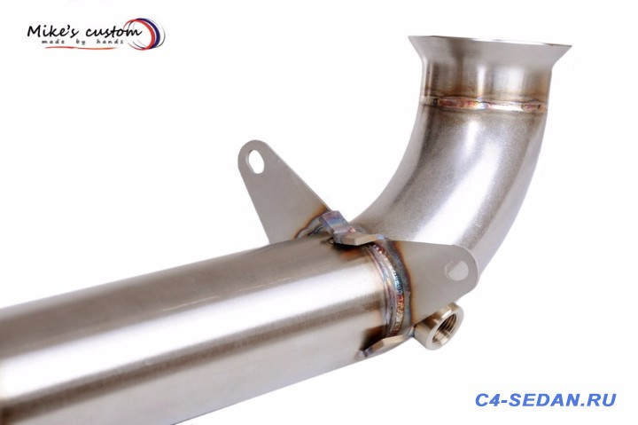 Даунпайп для Mini, Peugeot, Citroen двигатель 1.6THP - 391772s-960.jpg