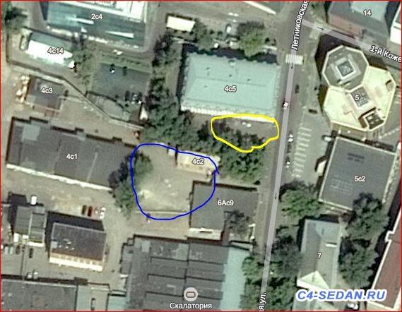 Клубная закупка в Кросстрэйд.ру - 2 - парковка.JPG