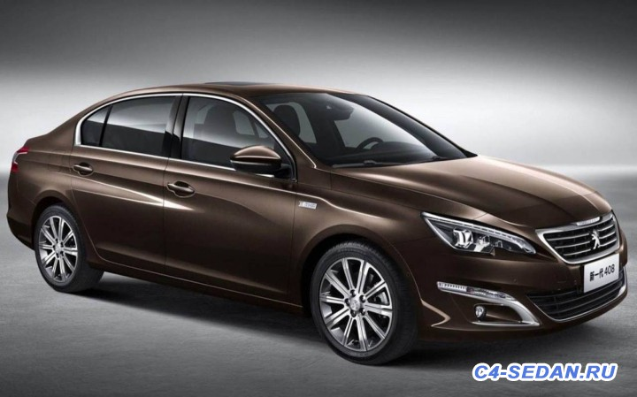 Peugeot 408 vs. Citroen C4 Sedan - Peugeot-408-China-01.jpg