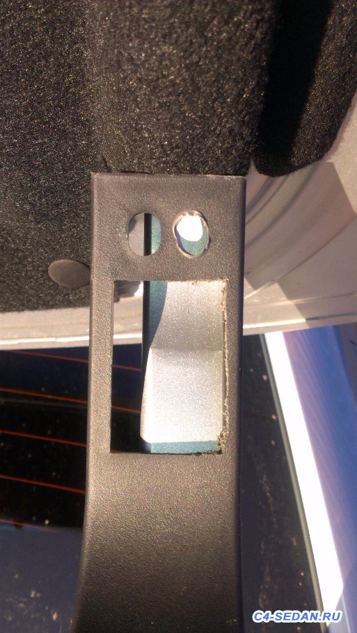 Доработка накладок на дуги багажника - IMAG1373.jpg