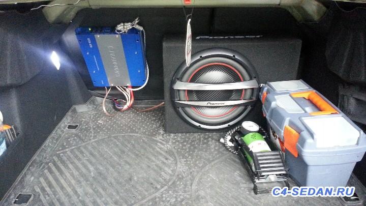 Как улучшить звук в нашем автомобиле? - 20151025_132722.jpg