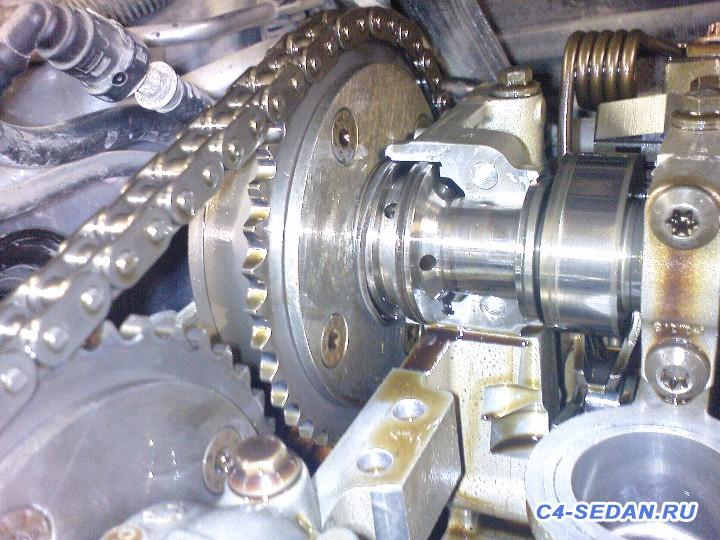 Самостоятельная замена ГРМ, МСК, поршневых колец на двигателе EP6, 120лс. - DSC02773.JPG