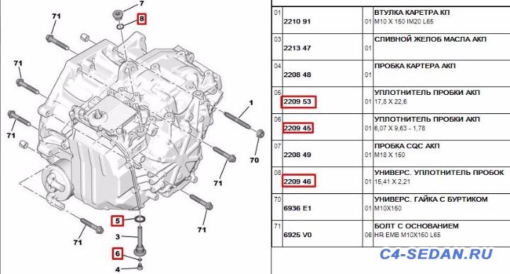 Масла для замены в Aisin AT6 - 6da5e0cs-960.jpg