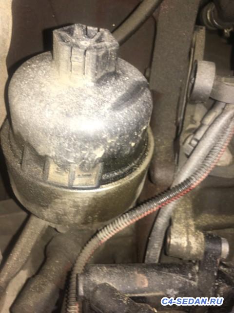 Клапанная крышка, прокладка клапанной крышки, подтёки масла. - 4A1379F9-1298-4AAB-9583-403827C84D80.jpeg