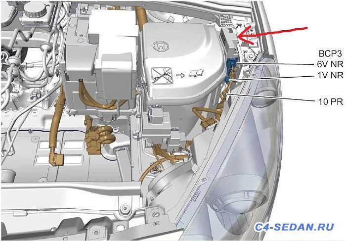 Отзывы о Citroen C4 Sedan 1.6 HDi [DV6C] 114 л.с.  - Снимок.JPG