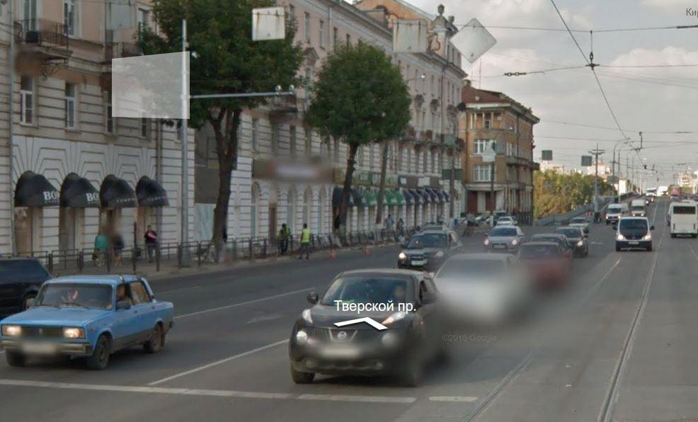 Камеры на дорогах смогут штрафовать водителей за переезд стоп-линии - cam2.JPG
