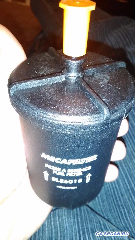 Топливный фильтр 40000км  - P_20151101_163308.jpg