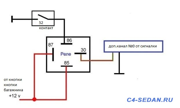Сигнализации StarLine A B-xx - реле.jpg