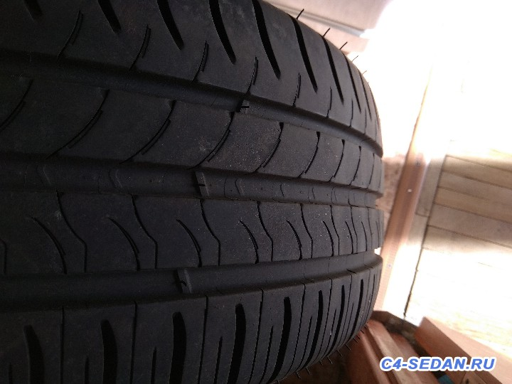 [СПб] Комплект Michelin Energy Saver 215 55 R16 как новые - DSC_0076 1.jpg