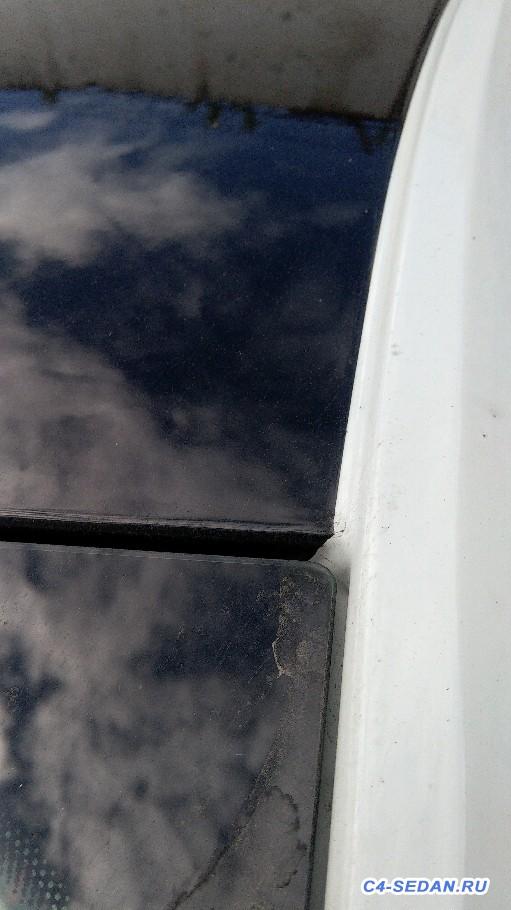 Black Pack Качество окраски крыши. - IMG_20180608_161812.jpg