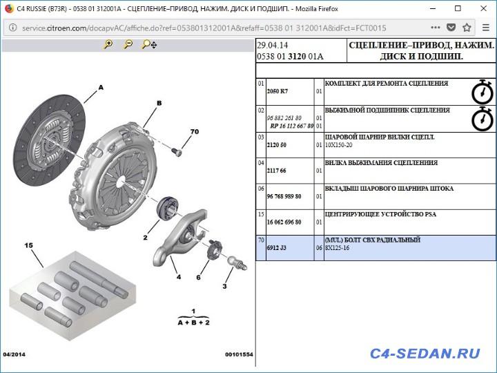 Замена сцепления BVM5 - КПП1.jpg