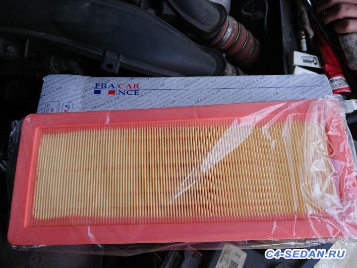 Воздушный фильтр EP6C M 120 л.с.  - DSC_0196.JPG