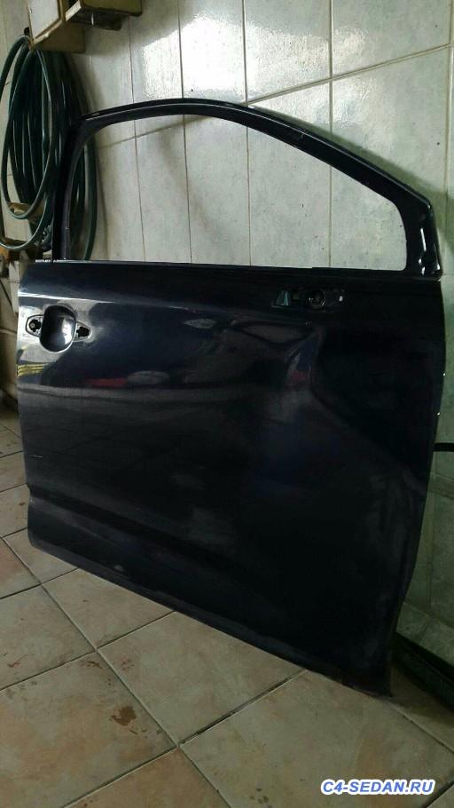 [Москва] Продам переднюю правую дверь Citroёn C4 седан - оригинал - 1533375417263.jpg