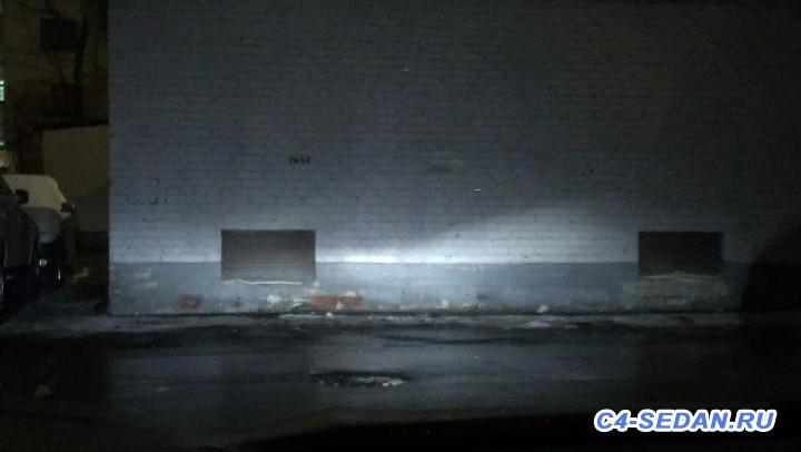 свет до замены лампочек справа штатная без пробега практически  - IMAG1490.jpg