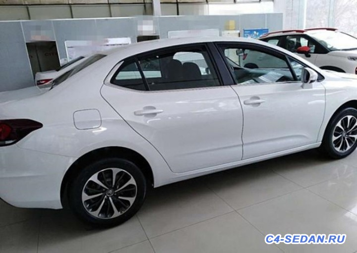 Обновление Citroen C4 Sedan 2019 FaceStyling Chinese  - 10731607513_1353786788.jpg