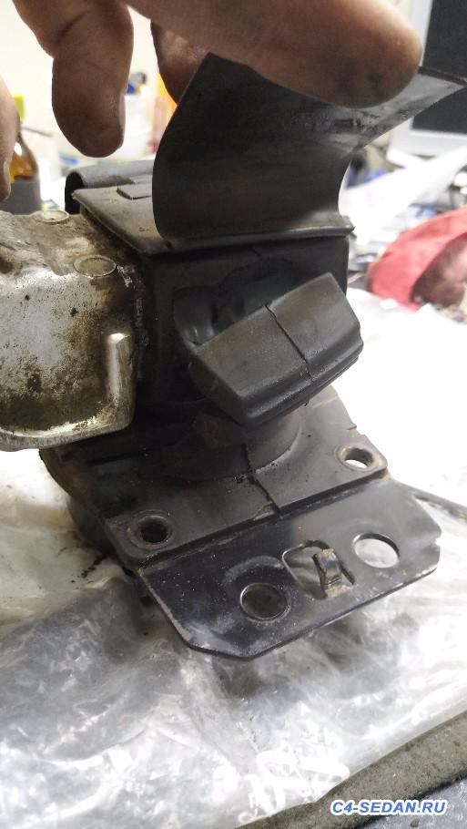 Опора двигателя - P90604-163759.jpg