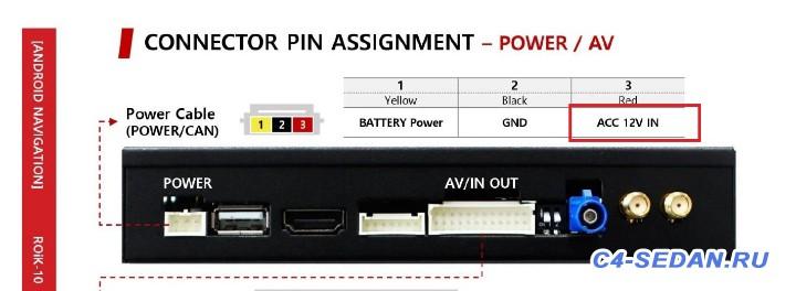 Видеоинтерфейс для всех типов SMEG - connection.jpg