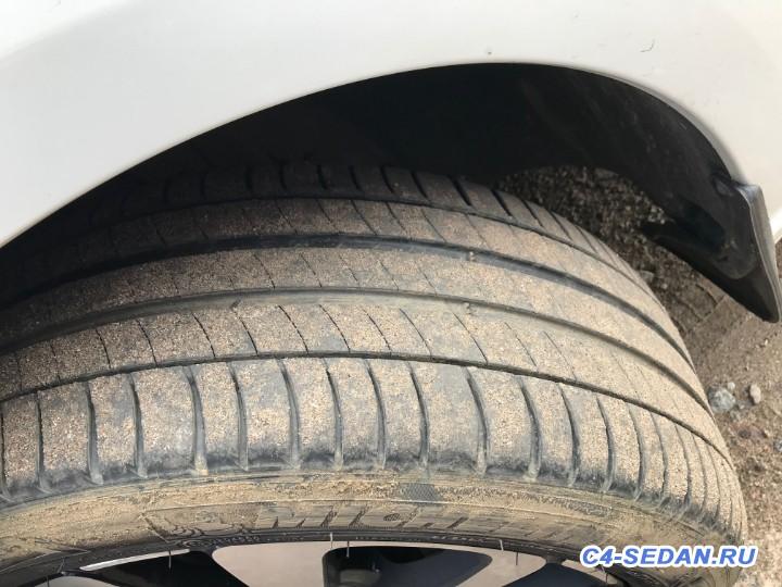 [СПб] обмен колёс 215 50R17 на 215 55R16 - IMG_4276.JPG