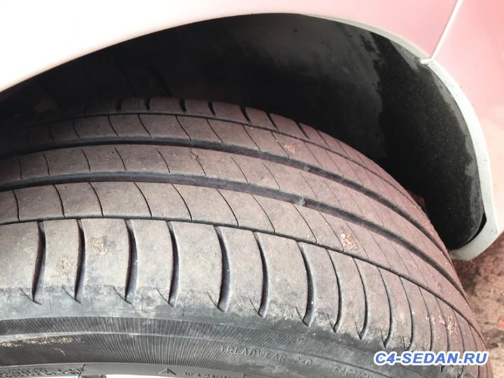 [СПб] обмен колёс 215 50R17 на 215 55R16 - IMG_4279.JPG