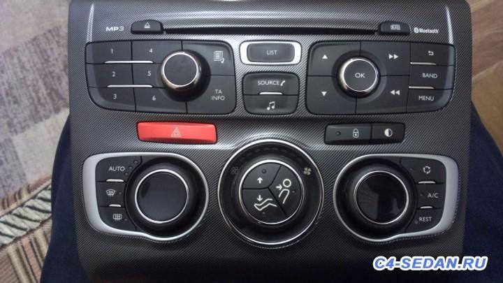 Возможно ли перенести кнопку включения электрообогрева лобового стекла? - IMG_1425.JPG