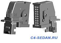 Разъёмы в автомобиле схемы подключения, маркировки  - 28218454.jpg