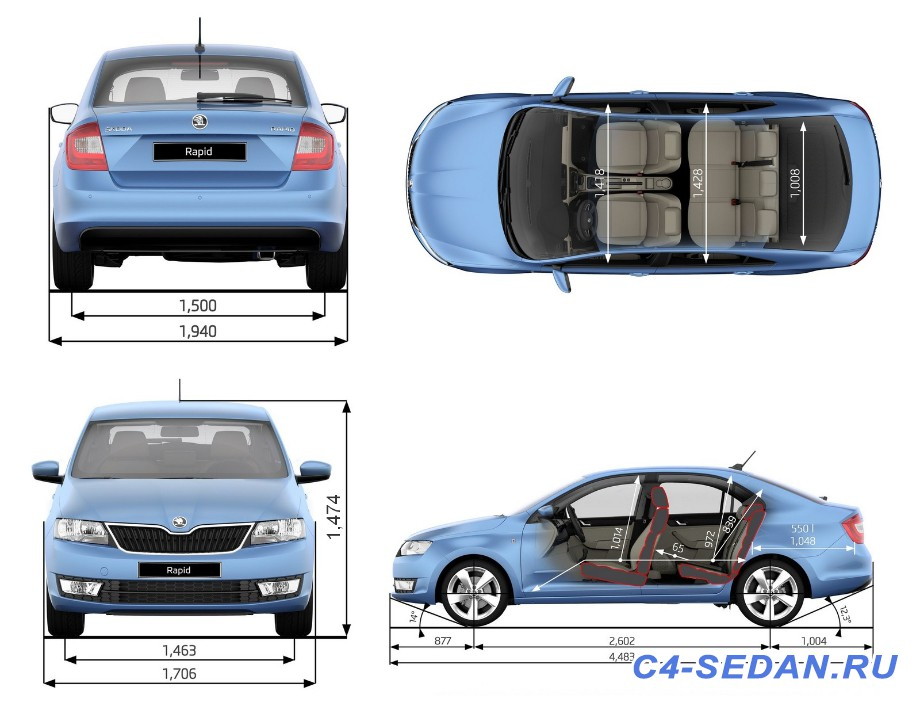 Skoda Rapid vs. Citroen C4 Sedan - 1494007577_gabarity-skoda-rapid-2017.jpg