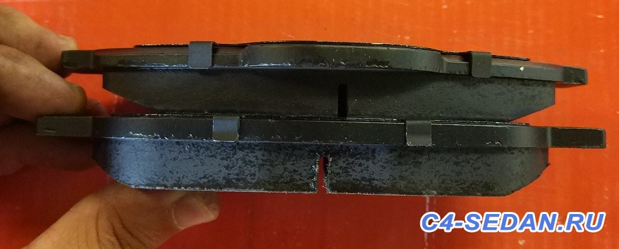 [Тормоза] Тормозной суппорт, тормозные диски и колодки - колодки7.jpg