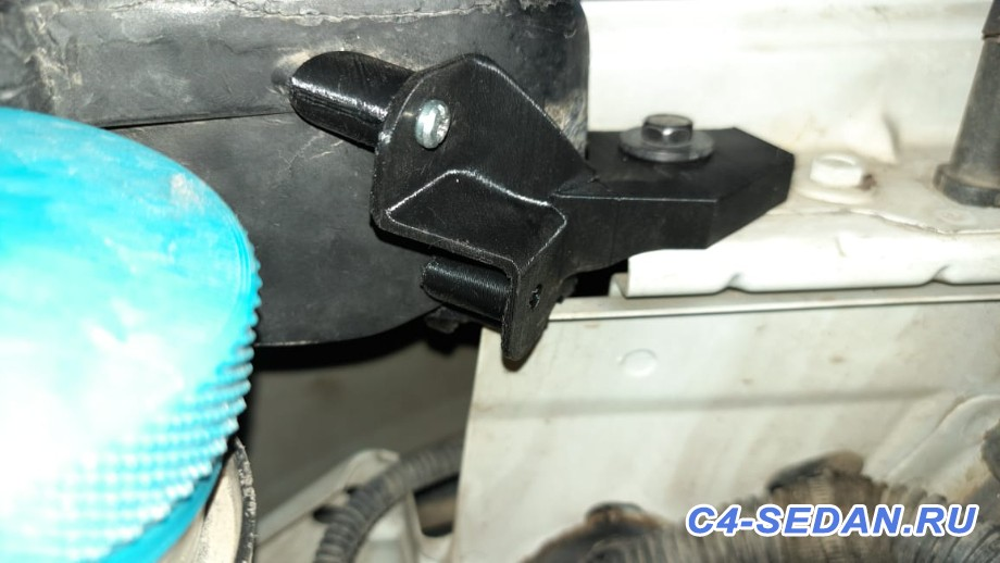 Печать ремкомплектов фар на 3Д принтере - Посадка 1.jpg
