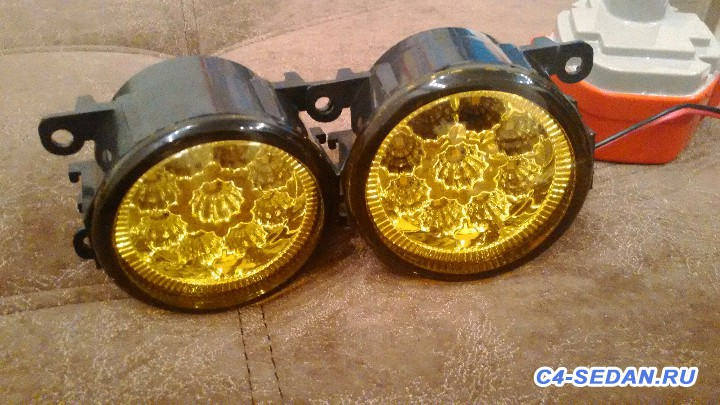 [Москва], [Регионы] Продам ПТФ LED China желтые - 14570776982831307621422.jpg