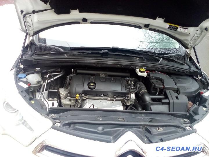 Клубная закупка газовых упоров AEngineering для капота - DSC_0085.JPG