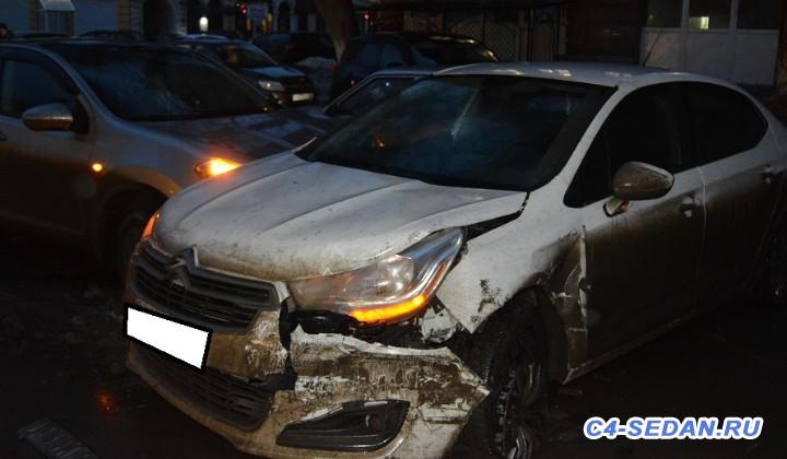 ДТП с участием 4х машин три пострадавших  - DSC_0001.JPG