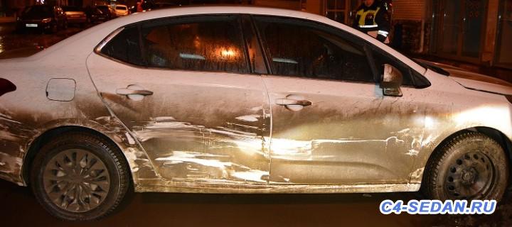 ДТП с участием 4х машин три пострадавших  - DSC_0029.JPG