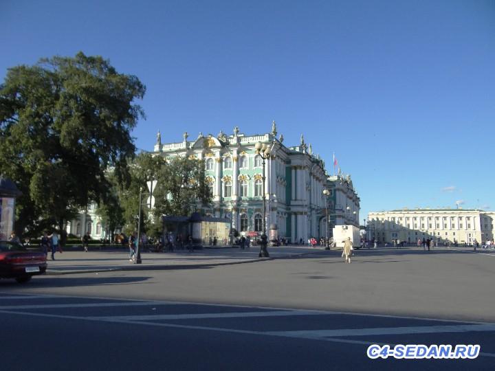 [Путешествие] Москва - Санкт-Петербург, Петергоф - DSC09375.JPG