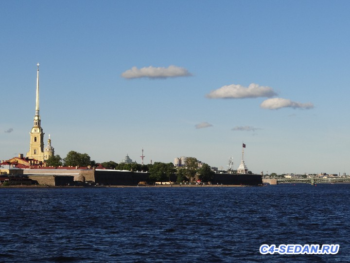 [Путешествие] Москва - Санкт-Петербург, Петергоф - DSC09399.JPG