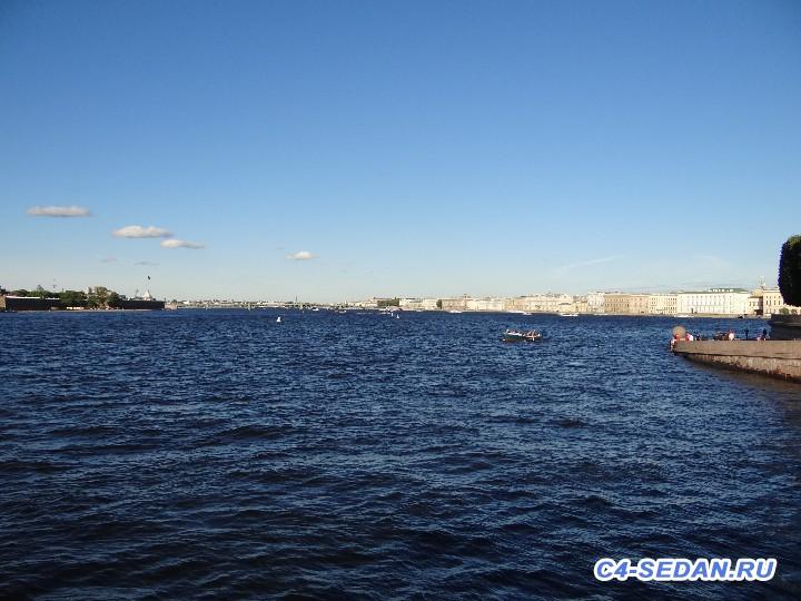 [Путешествие] Москва - Санкт-Петербург, Петергоф - DSC09398.JPG
