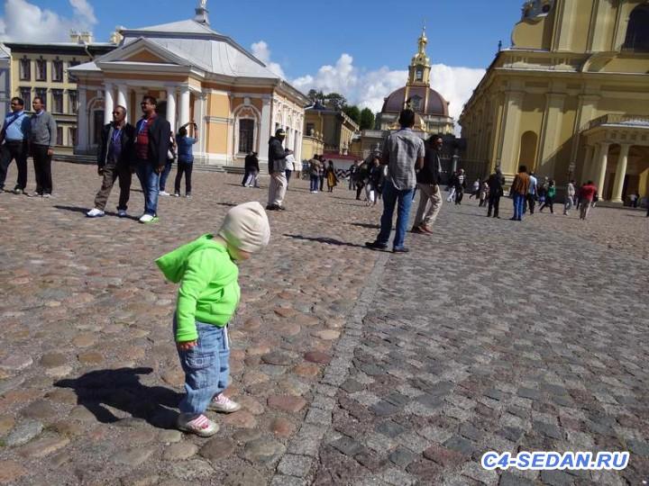 [Путешествие] Москва - Санкт-Петербург, Петергоф - DSC00347_.jpg