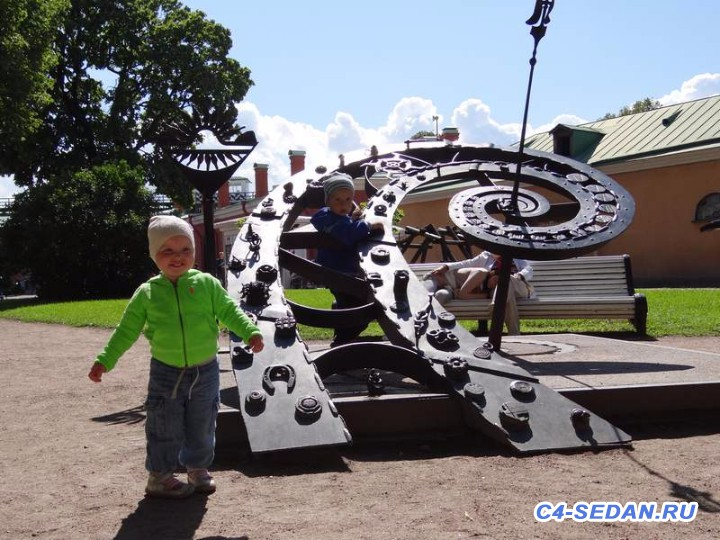 [Путешествие] Москва - Санкт-Петербург, Петергоф - DSC00426_.jpg