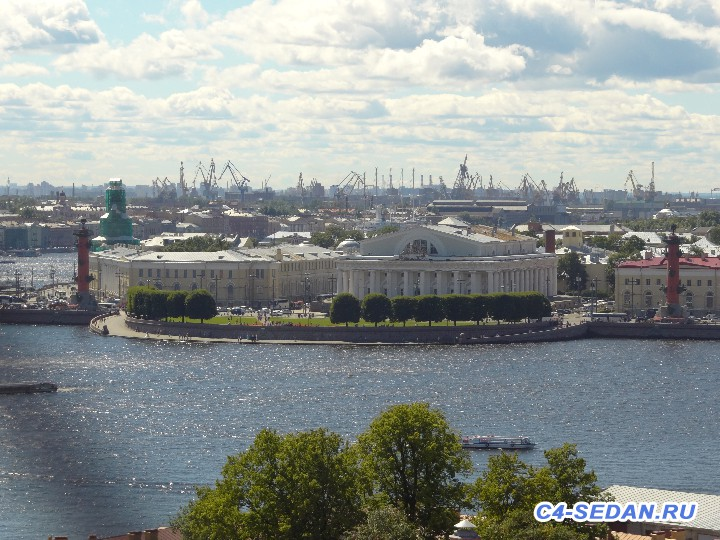 [Путешествие] Москва - Санкт-Петербург, Петергоф - DSC01058.JPG