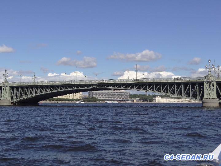[Путешествие] Москва - Санкт-Петербург, Петергоф - DSC01110.JPG