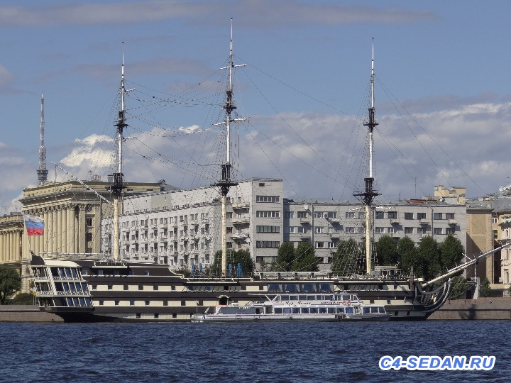 [Путешествие] Москва - Санкт-Петербург, Петергоф - DSC01115.JPG