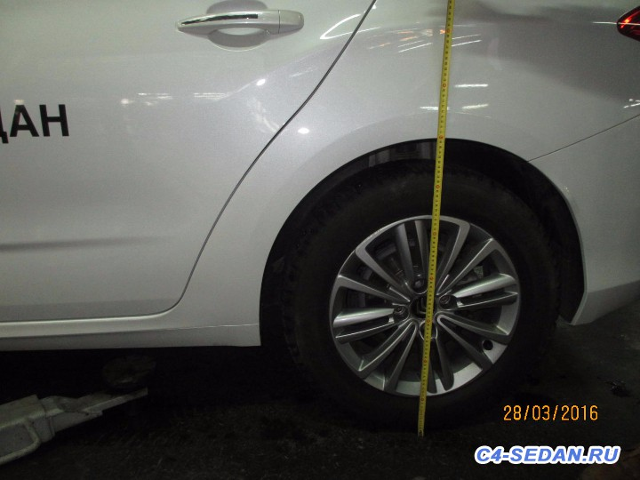 Амортизаторы и клиренс дорожный просвет  - тестовая заднее левое колесо (1).JPG