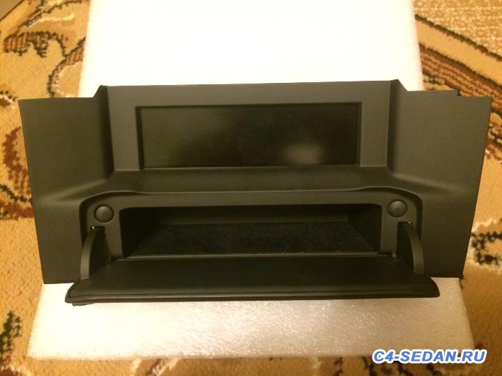 [Кемерово] Продам штатную магнитолу citroen c4 sedan, RD5L3 и дисплей к ней - image.jpg
