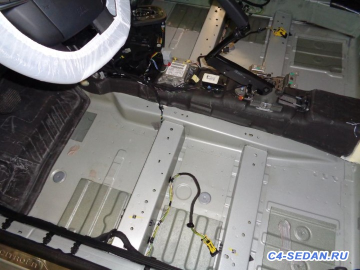 Улучшение шумоизоляции автомобиля - DSC00377.JPG