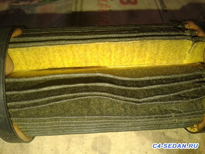 Топливный фильтр 40000км  - Фото-0064.jpg