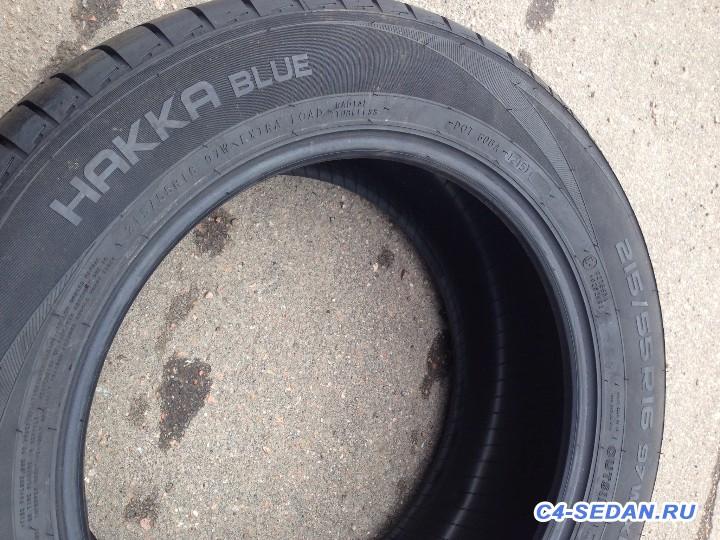 СПб. Регионы. Продам новые летние шины Nokian 215 55 R16. - image.jpeg